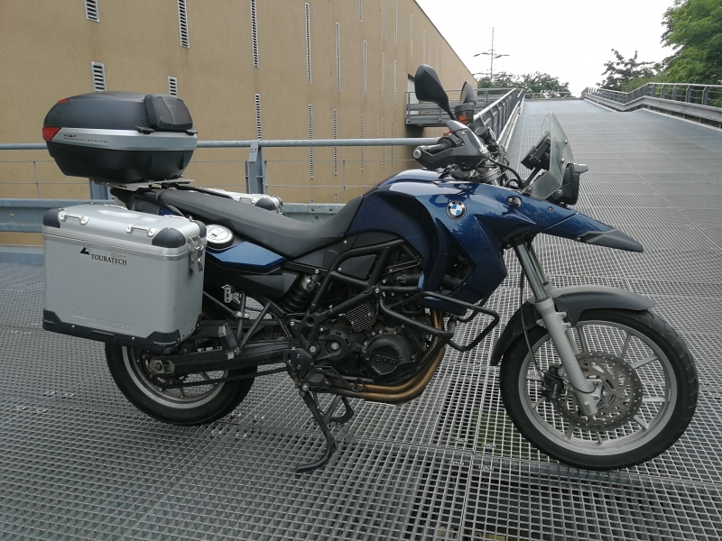 Motorbike Ventures