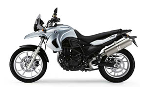 BMW F650GS (800cc model)